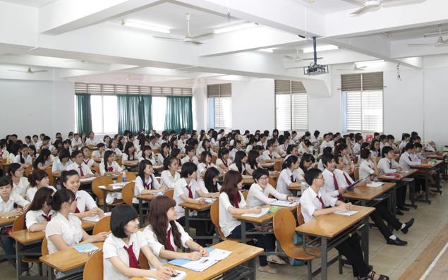 Các trường Cao đẳng Dược Hà Nội